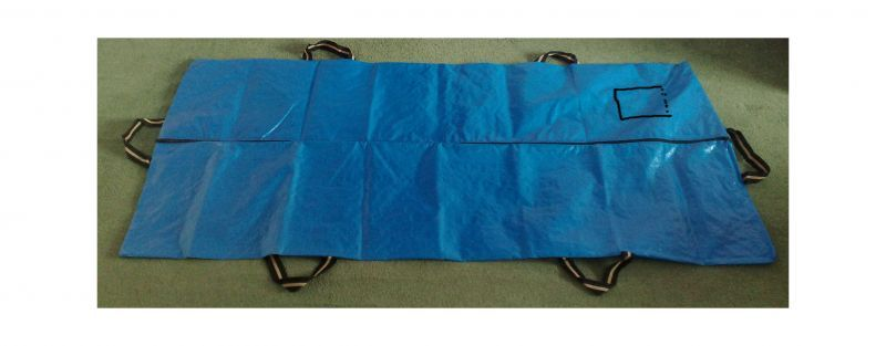 PVC tight body bag for children